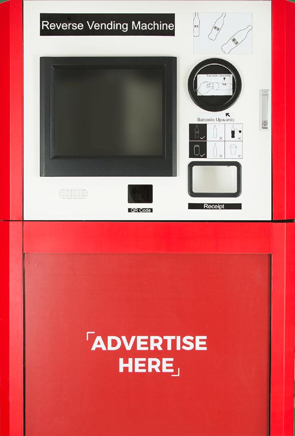 Plastic Recycling Vending Machine